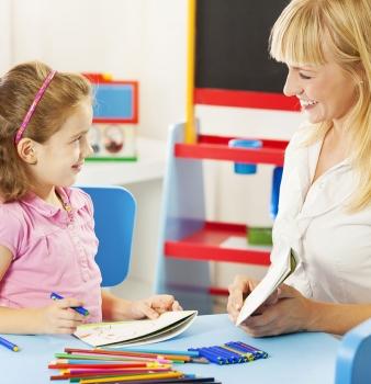 An Interview with Stephanie, Children's Psychologist